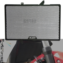 Protector de rejilla de radiador de aluminio para motocicleta Honda CB650R 2019 CB650 CB 650 R 650R, cubierta protectora de parrilla