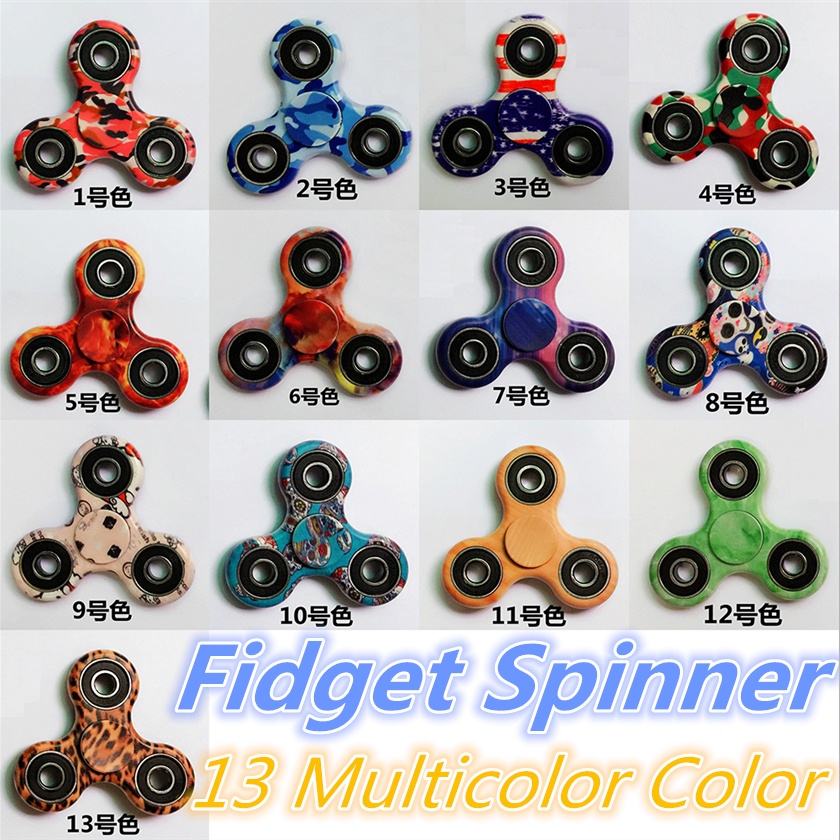 Hand spinner fidget toy stress reliever fidget EDC Spinner Fidgets Toy For Autism ADHD Increase Focus