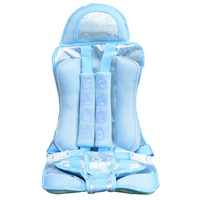 4 8 Years Old Infant Safe Seat Portable Baby Safety Seat Children's Chairs Cotton Kids Car Seats Children Car Seat FL
