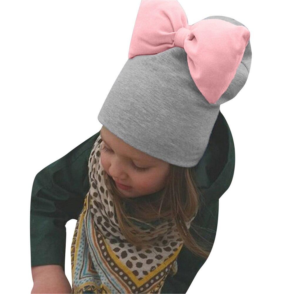 100% Wahr Arloneet Baby Mädchen Hut Kleinkind Junge Gestrickte Kinder Schöne Turm Hut Softs Design Beliebte Herbst, Winter Baby Hut SchöNer Auftritt