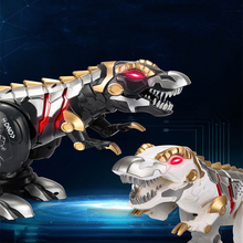 Intelligent Remote Control Dinosaur Model Simulation Mechanical Toy Rechargeable Electronic Pet Doll For Kids