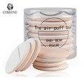 Nueva Llegada 7 unids/set Rubycell Colchón de Aire Crema BB Maquillaje Profesional Soplo de Polvo de Esponja Fundación Líquida