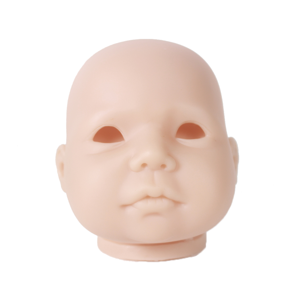 new silicone Vinyl Reborn Doll DIY Accessories 20inch DOLLMAI Dolls Kits DIY Unpainted Blank Doll Part Unfinished Art Works toynew silicone Vinyl Reborn Doll DIY Accessories 20inch DOLLMAI Dolls Kits DIY Unpainted Blank Doll Part Unfinished Art Works toy