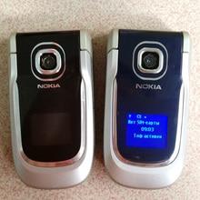 Мобильный телефон Nokia 2760 2G GSM разблокированный дешевый старый отремонтированный телефон
