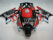Fairing Fit for CBR600 F2 1991-1994 91 92 93 94 Plastic Set ABS Injection Bodywork Kits Red Black