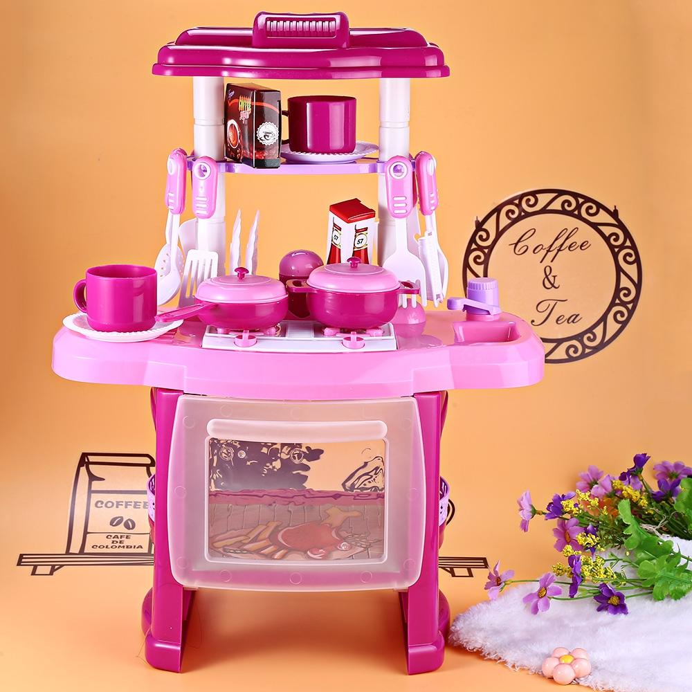 cocina belleza juguetes de cocina de juguete juego de imaginacin set para nios nias juguetes de