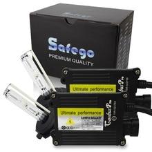 Safego kit xenon xenon hid h7 h4 h1 h8 h9 h10 h11 h1 9004 hb3 9005 hb4 9006 9007 6000k 8000k sem erro 6000k 4300k 8000k