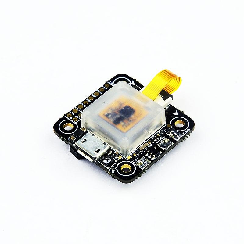 JMT Omnibus F4 Corner Nano Flight Controller Board With Damping Box ICM20608 / MPU6000 IMU For RC FPV Racing Drone