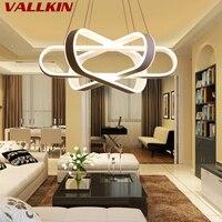 Led декоративный потолочный светильник люстры для помещений современное минималистическое освещение жизни лампы для кабинета атмосферу
