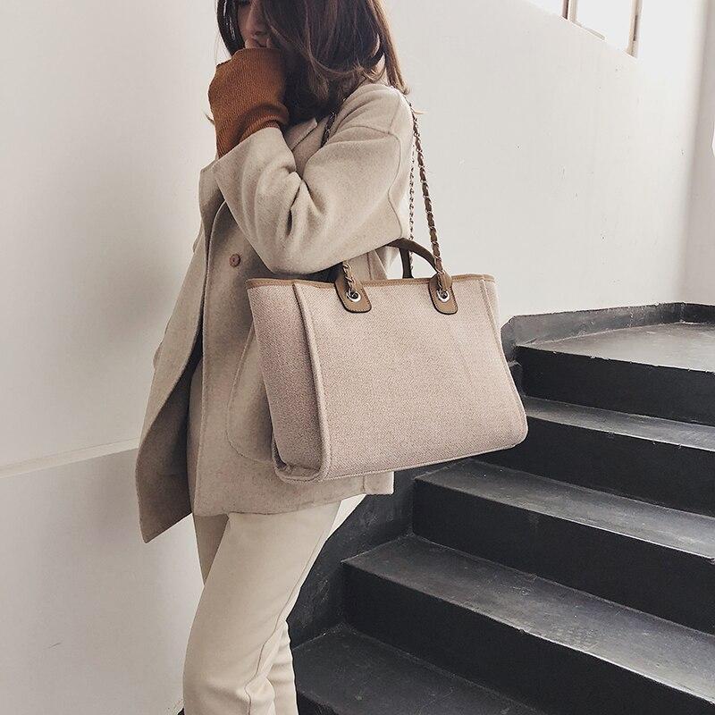 moda casual feminino mensageiro tote sacos