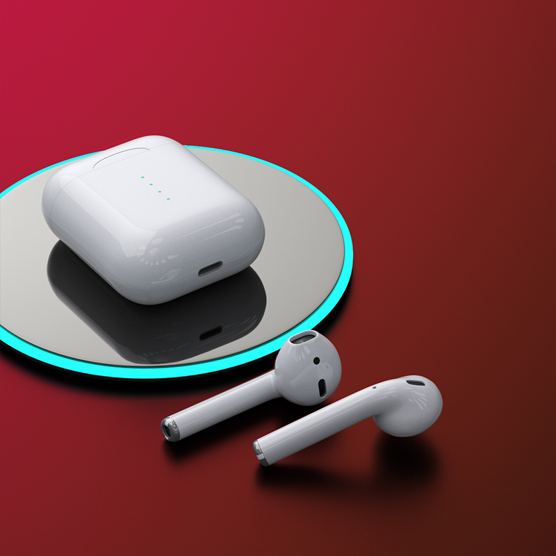 i10 tws Bluetooth Earphones Wireless Bluetooth 5 0 Earbuds Touch control  Headphones for iPhone Xiaomi Mobile Android Phones