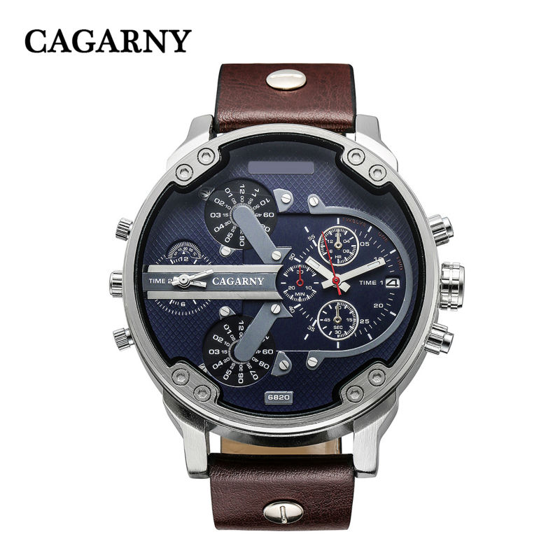 dual time zones military mens watches   (11)