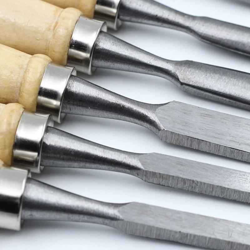 Wood Carving Chisel Tool Kit (5)