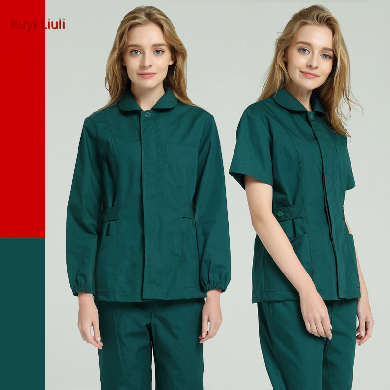 Hand Washing Clothes Long Sleeve Traveling Suit Physician's Clothes Nurse's Clothes In First Aid Clothing Emergency Service