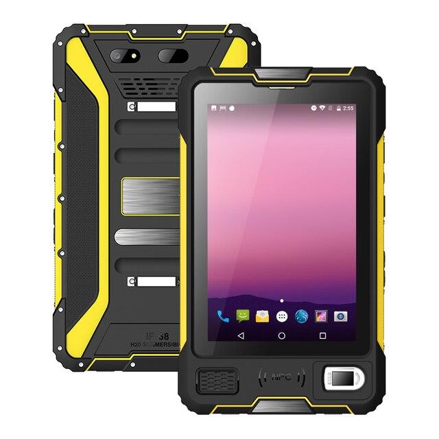 UNIWA V810 8นิ้วIPS 2in1แท็บเล็ตPC LTE Octa Core Android 7.0แท็บเล็ตที่ทนทานโทรศัพท์มือถือ2G 16GBโทรศัพท์มือถือIP67กันน้ำNFC