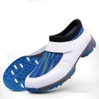 Ultra Ayakkabı Gerçek Erkekler Orta (b, m) 2018 Yeni Pgm Patentli Tasarım Golf Ayakkabıları erkek Anti-yan Paten Nefes Süper kaymaz Aşınma