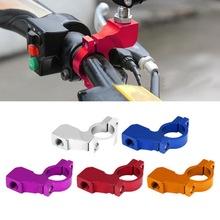 Mirror Bracket Handlebar Mount Mirror Adapter Holder Clamp 5 Colors