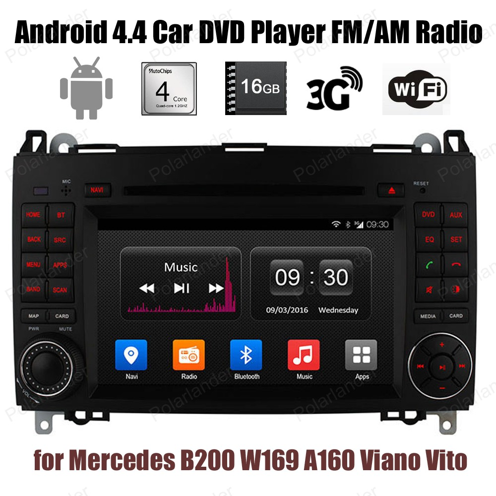 Android4 4 Car DVD CD stereo Support DTV GPS BT 3G WiFi DAB font b TPMS