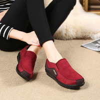 Women Boots Winter Warm Cotton Shoes Womens Shoes Non Slip Plus Velvet Thick Flat Women S