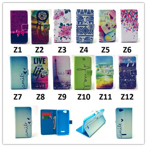 flip case cover WIKO Rainbow 3G cartoon stand wiko rainbow 4G protective accessories  -  Top Ideal case store