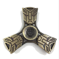 Hot Hand Spinner Metal Tri Fidget Spinner Anti Stres Toys Gift ADHD EDU Tops Child Time