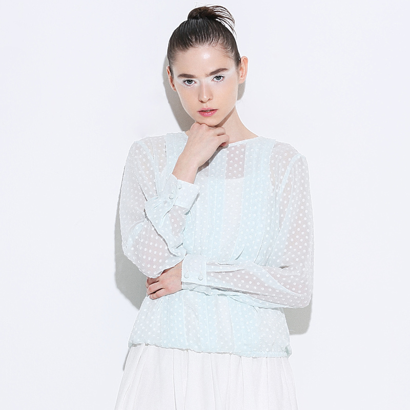 ажурная блузка доставка из Китая