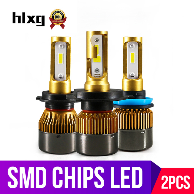 hlxg 2pcs mini 72w 12000lm h4 led h7 light bulbs for cars 6000k hb3hlxg 2pcs mini 72w 12000lm h4 led h7 light bulbs for cars 6000k hb3 9005 hb4 h8 h11 automotive led fog lights source 12v