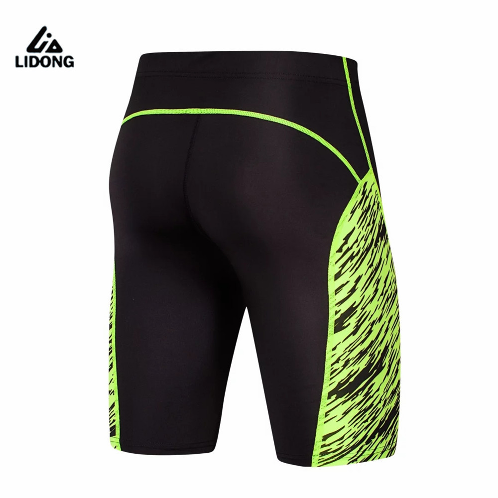 все цены на 2017 NEW Running Tight Gym Clothing Compression Tight shorts Men Board Basketball Tennis Cycling Shorts Joggers short Leggings