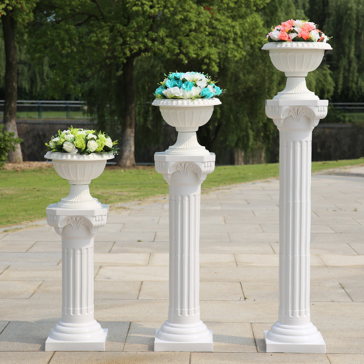 Popular Plastic Wedding Columns-Buy Cheap Plastic Wedding
