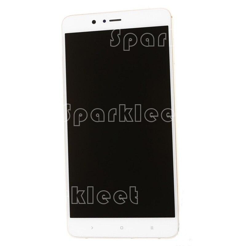 D'origine LCD Écran Pour Xiao mi mi 5S plus mi 5S plus mi 5 S + lcd affichage à l'écran TACTILE digitizer Assemblée Pièce De Rechange