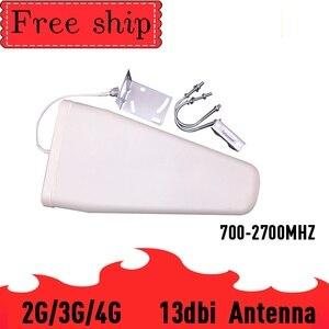 Image 2 - TFX BOOSTER 13dBi kazanç 700 2700mhz cep telefonu sinyal güçlendirici anten GSM 3G 4G LTE Log periyodik harici tekrarlayıcı için anten