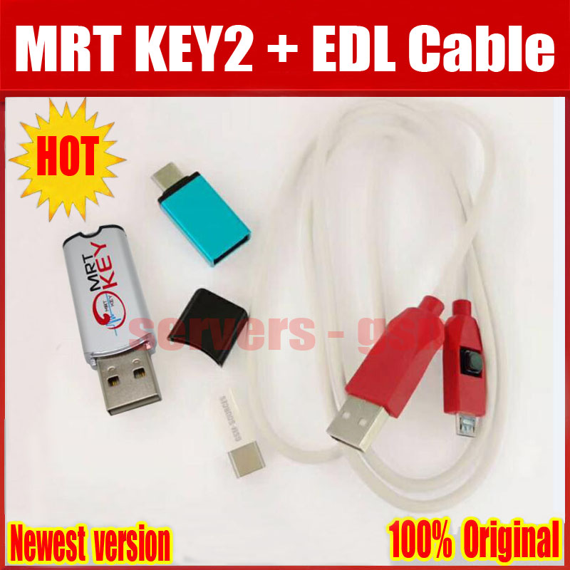 2019 Newest Original MRT KEY Dongle for EDL xiao micable Micro USB To Type C