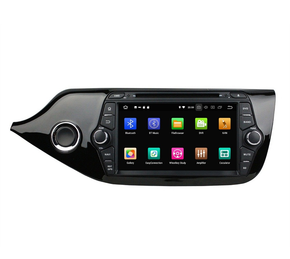 """Perfect 2 Din 8"""" Android 8.0 Octa Core Car DVD Player For"""