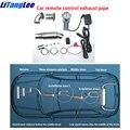 Модификация транспортного средства для Volvo XC40 Электрический газовый выпускной клапан трубопроводная Шахта глушитель модифицированный бар...