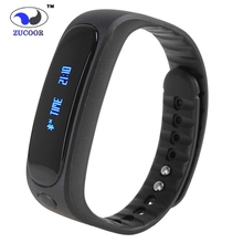 E02 Smart Band Bluetooth Wristband ZB21 Smartband Sport Health Fitness Tracker with Call Notify for Man Woman Lady Girl