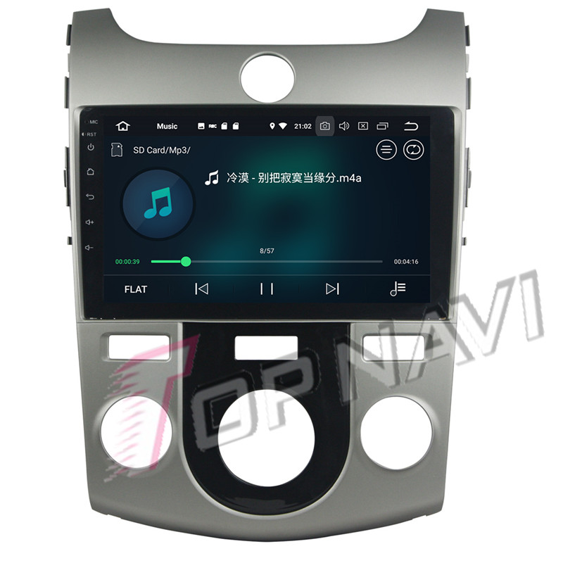 car android dvr For KIA Forte 2008 2009 Manual