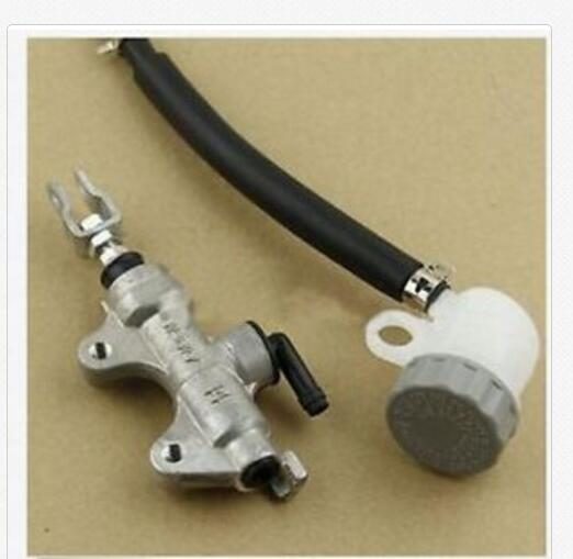 brand new Rear Brake Master Cylinder Pump For Kawasaki Ninja 650 ER-6F ER-6N ER650 2006-2007-2008