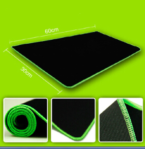 Large Size Game Mouse Pad Smooth Version Mouse Pad Game Simple Mouse 60x 30, 70x30, 80x30 Multi-color