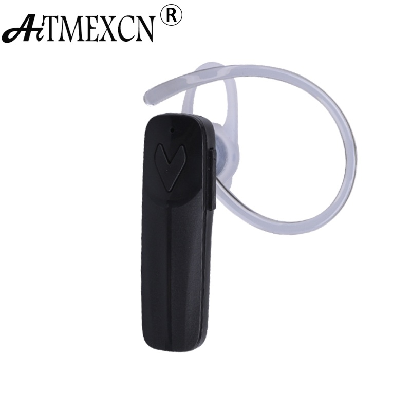 Aitmexcn Wireless Bluetooth Headset Mini Earphones Portable Headset with Mic Earbuds Hands-free Call For iPhone Xiaomi Mobile/5