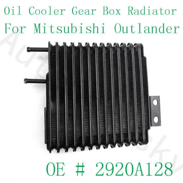 2920A128 Transmission Gear Box Oil Coolor Radiator 2920 A128 For Mitsubishi Outlander 6B31 3.0L OEM New