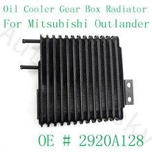 Radiador de aceite Coolor para caja de engranajes de transmisión 2920A128 2920 A128 para Mitsubishi Outlander 6B31 3.0L OEM nuevo