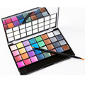 Full 32 pretty Colors Professional Eyeshadow Gel Make Up Palette Shimmer matte eye shadow cream Kit Women cosmetic make up kit