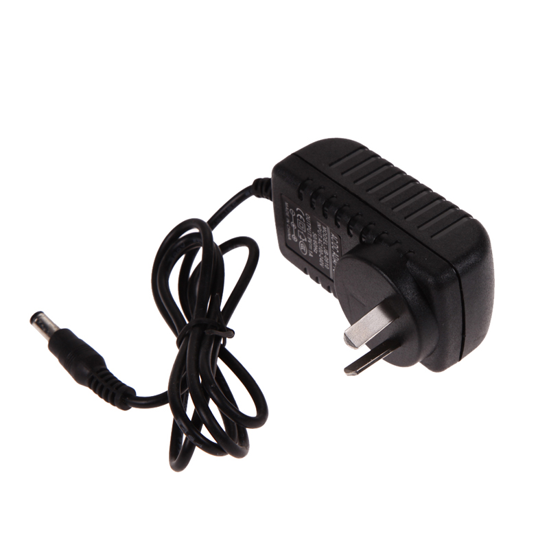 AC 100-240V Converter Adapter DC 5.5 x 2.5MM 9V 1A Charger AU Plug For the Led Strip/Wireless Router