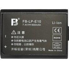 LP-E10 lithium batteries LP E10 Digital camera battery  For Canon Camera 1100D Rebel T3 Kiss X50 LPE10