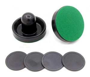Felt-Pusher Hockey Indoor 96mm Pucks-Accessory Outdoor-Sport 8pcs/Set