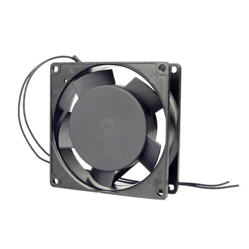 ALSEYE 9cm AC 220 / 240V Ventilator Twee lagers Koelventilator met - Computer componenten - Foto 2