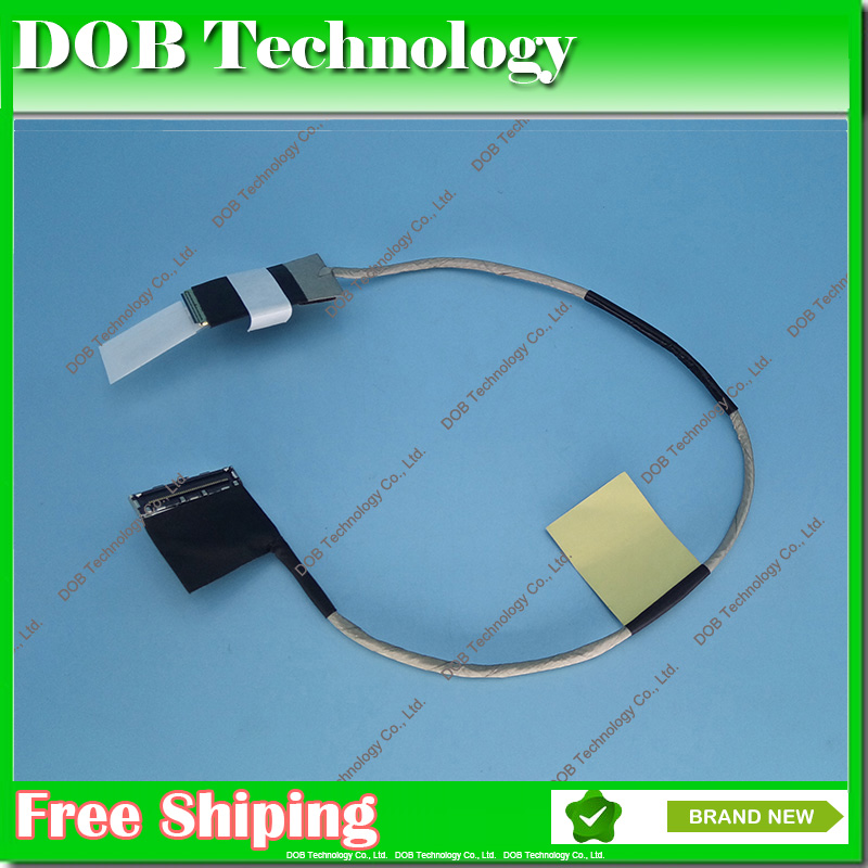 Genuine New LCD LVDS CABLE For ASUS G750JW-1A 2D G750J G750JW G750 G750JH G750JX G750JZ W750 LCD LVDS CABLE 1422-01MG000 new ms1791 k1n 3040026 h39 edp lvds cable for msi ge72 gt72s pe70 lcd lvds cable 30pin