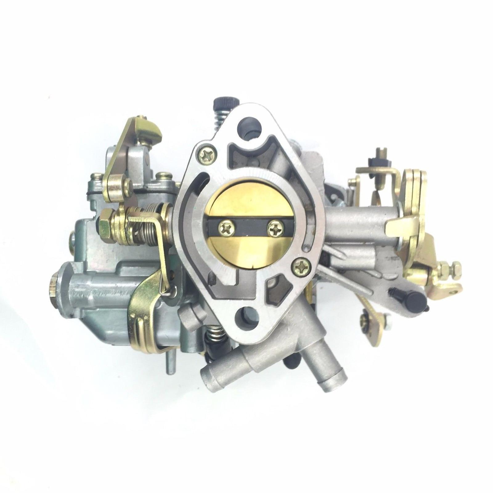 Carburateur avant 14186001 1294 remis à neuf pour Renault R12 1.6L 1969-1995 de haute qualité