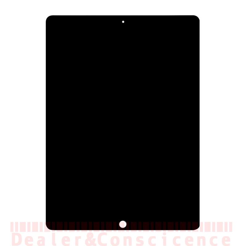 1 pcs (Testé) Pour Apple iPad Pro 12.9 (2015 Version) a1584 A1652 LCD Assemblée D'affichage Tactile Écran Digitizer Panneau + Petit Conseil