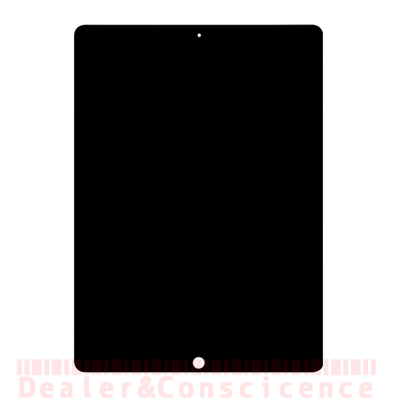 1Pcs (Tested) For Apple iPad Pro 12.9 (2015 Version) A1584 A1652 LCD Display Assembly Touch Screen Digitizer Panel 1pcs tested for apple ipad pro 12 9 2017 version a1670 a1671 lcd display assembly touch screen digitizer panel replacement